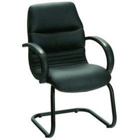 Leather Office Chairs - Arm Chairs - Baron
