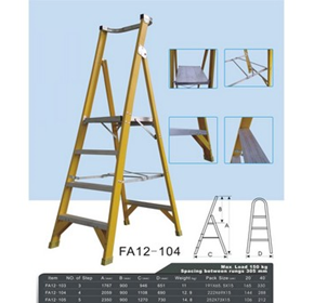 Platform Ladder - 5 Step Platform Ladder