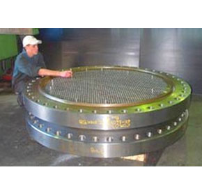 Heat Exchanger - Tubesheet