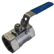 Valve - Ball Valve BSP Stainless Steel