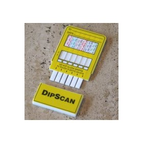 DipScan/QuickScan - Drugs of Abuse Urine Test