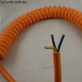 Power Cord - Self Retracting Power Cords