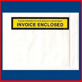 Self Adhesive - Plastic Envelopes