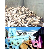 Shredders to Industrial & Factory Waste Products