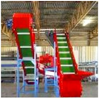 Conveyors for Waste Initiatives supply