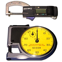 Micrometers - Pocket Micrometers