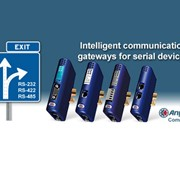 Communicator - Serial Gateways for Fieldbus and Industrial Ethernet