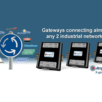 "Anybus X-gatewayâ""¢ - Gateways for Fieldbus and Industrial Ethernet"