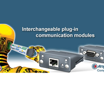 Anybus® CompactCom - Embedded plug-in modules for Industrial Networks