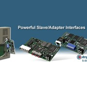 Anybus-S Slave - Embedded Slave/Adapter interfaces for industrial networks