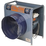 Blue Wizard Portable Dust Extraction Fans