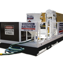 Mobile Pipe Blasting Units