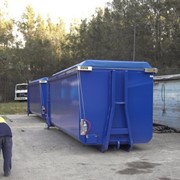 Retractable Canvas Tarps  - Rectractable Truck Tarps for Waste Bins