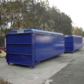 Canvas Tarps for Skip Bins