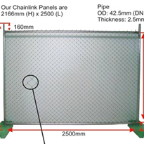 Mesh Wire - Chain Wire Fencing