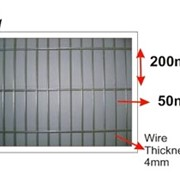 Security Mesh - Mesh Galvanised