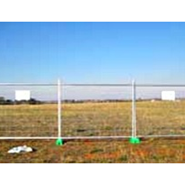 Industrial Fencing - Temporary Fence Hire