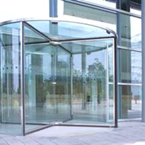 Glass Doors - Entrance Door