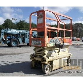 2003 JLG 1932E2 Electric Scissor Lift (#253783)