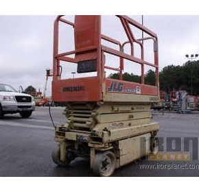 2003 JLG 1932E2 Electric Scissor Lift (#253784)