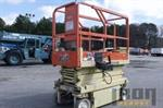 2002 JLG 1932E2 Electric Scissor Lift (#253785)