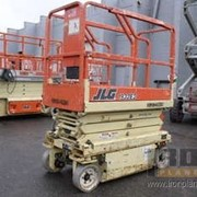 2002 JLG 1932E2 Electric Scissor Lift (#253786)