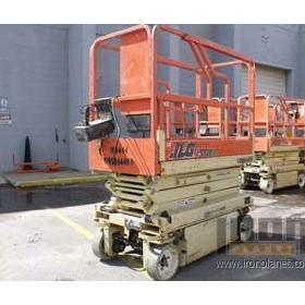 2002 JLG 1932E2 Electric Scissor Lift (#253787)