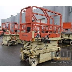 2002 JLG 1932E2 Electric Scissor Lift (#253788)