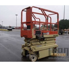 2002 JLG 1932E2 Electric Scissor Lift (#253792)