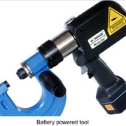 Hand-held Battery Powered Riveting Tool | RivLite