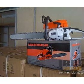 Gasoline 52cc Chainsaw (#258203)