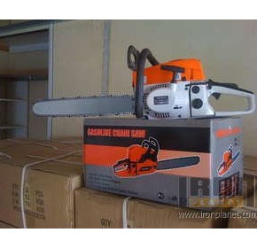 Gasoline 52cc Chainsaw (#258207)