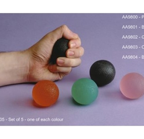 Exercise Supplies - Gel Balls