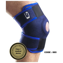 Neo-G Rolyan Knee Support Open Knee