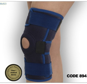 Neo-G Rolyan Hinged Open Knee Support