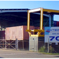 Container Port - Container Ramp