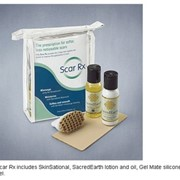 Scar Rx Kit For Scar Treatment