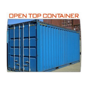 Container - Open Top Container