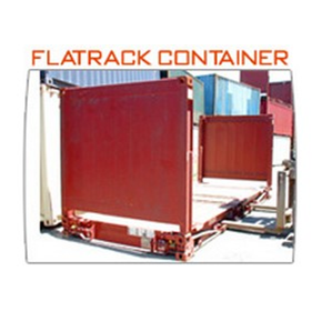 Containers - Flat Rack Container
