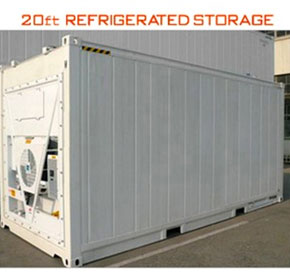 Refrigerated Containers - Refrigerated Shipping Containers