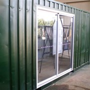 Hire Container - Modified Shipping Containers