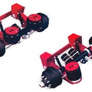 Rear Suspension - Truck Air Suspension