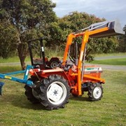 Tractor Loader - Tractor Imports