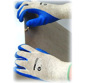 Latex Gloves - Coated Gloves