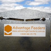 Sliding Gates - Livestock Feeding