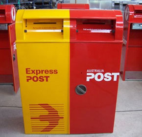 Mail Boxes - Street Post Boxes