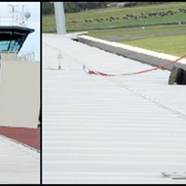 Prevention Falls - Roof Walkways