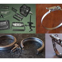 Handles, General Closures & Band Clamps