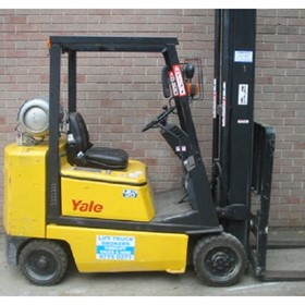 Used Forklift GC040
