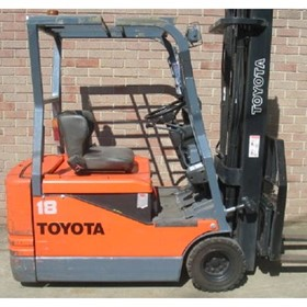 Used Forklift 6FBE18